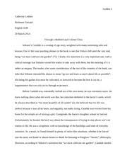 wa in voltaires tale candide travels across the known world  4 pages eng 2230 candide essay