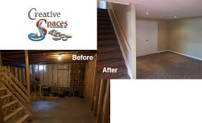 basement remodeling rochester ny. Contemporary Basement Basement Remodeling Rochester Ny Before U0026 After  Pictures Creative And O