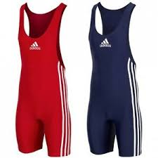 Adidas Weightlifting Singlet Size Chart Details About Adidas Wrestling Singlets Suits Ringertrikots Adidas Pb Red Blue Pack