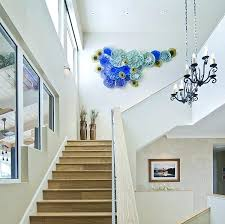 basement staircase wall decorating ideas design