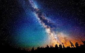 Apple Wallpaper Night Sky