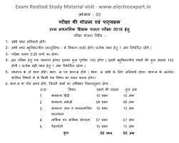 Mp Samvida Teacher Bharti Exam 2019 Varg 1 Syllabus Download