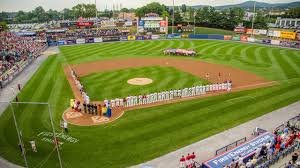 Phillies Field Seating Chart Fightins Announce 2020 Schedule Reading Fightin Phils News