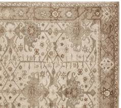 cosy pottery barn persian rugs rug swatch pottery barn channing persian style rug