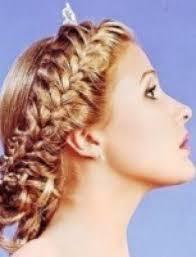 Hair Style Fotoalbum Spletené účesy účes Francouzské Copánky 4