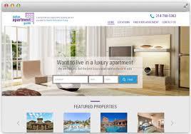 apartment website design. Beautiful Apartment Search Engine Web Design For Dallas Guide. Website V