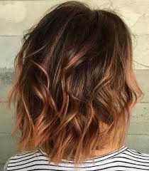 Trendy Hair Color Highlights Cheveux Mi Longs Meches 11