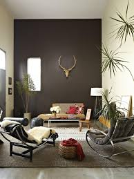 Living Room Accent Wall Living Room Nice Living Room With Purple Accent Wall Color Also