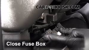 interior fuse box location chevrolet bu  interior fuse box location 2013 2013 chevrolet bu 2013 chevrolet bu ltz 2 5l 4 cyl