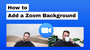 How to Change a Zoom Virtual Background ...