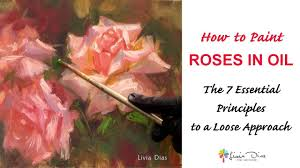 the beauty of oil painting series 1 episode 5 english roses you recipes to cook oil paintings and daniel keys