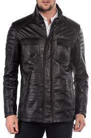 Кожаная <b>куртка ROCCOBAN</b> арт RBAK10003M_BLACK ...