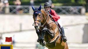 daughter, makes Olympic equestrian team