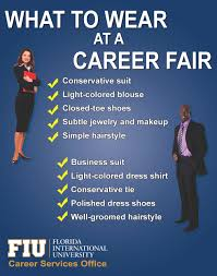 What To Wear At A Career Fair This Guide Applies To Interviews As