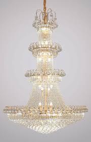 Details Zu Luxus Großer Led K9 Kristall Villa Hotel Hängeleuchte Deckenleuchte Kronleuchter
