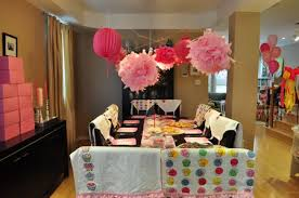 the cupcake bakery birthday party decorations life is a party