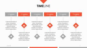 Power Point Time Line Template Powerpoint Timelineplate Can The Most Suitable Way Toplates