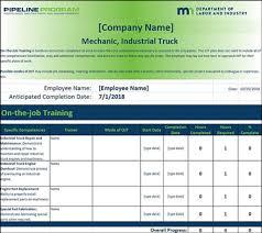 Tracker Training Pipeline Dual Training Tools Minnesota Department Of Labor