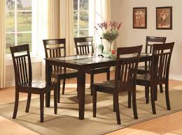 Kitchen Table And Chair Sets Antevortaco - Dining room chair sets 6