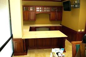 Image Shaped Built In Desk Office Cabinets Home Custom Ikea Desks And Tables Poderopedia Built In Desk Office Cabinets Home Custom Ikea Desks And Tables