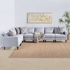 sectional couches for sale. Zahra 7-piece Fabric Sectional Sofa Set By Christopher Knight Home Couches For Sale W