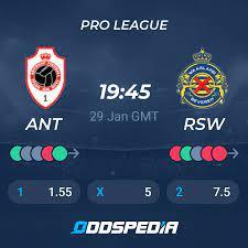 Royal Antwerp - Waasland-Beveren » Live Score & Stream + Odds, Stats, News