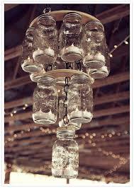 backyard texas wedding sarah steve real weddings 100 layer cake regarding mason jar chandelier for remodel 9