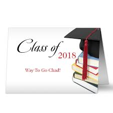 Personalized Graduation Greeting Cards Congratulations