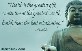 Health Quotes by Buddah |