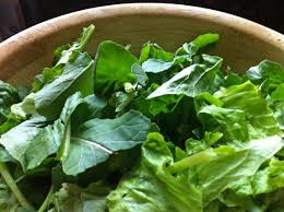 garden greens. Chopped Farm Salad With Quinoa And Loaded Garden Greens Radish Cuber Cabbage R