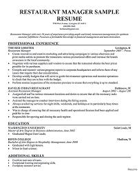 restaurant resume objective restaurant resume objectives career objective whats good job for
