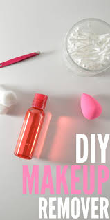 the easiest and most effective makeup remover you ll ever have to make