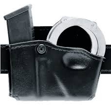 Magazine And Handcuff Holder Impressive Model 32 Open Top Magazine And HandCuff Pouch The Safariland Group