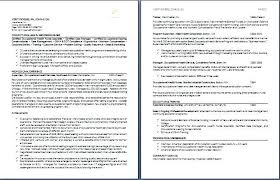 2 Page Resume Samples Magdalene Project Org
