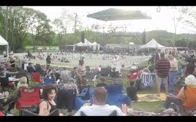 The Woods Amphitheater At The Fontanel Chicago Concert