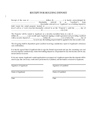 Receipt Of Document Form Sample Recommendation Letter From