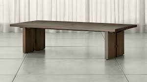 crate and barrel furniture reviews. Monarch Solid Walnut Coffee Table In Clearance Furniture + Reviews | Crate And Barrel