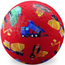 Мяч Маленький строитель 13 см <b>Crocodile</b> Creek — купить в ...