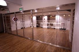 glass fire partition