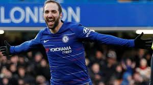 If you can get down the lines, into those sort of areas, as i say that liverpool do and manchester city do and chelsea are capable of doing, he will score goals. Chelsea 5 0 Huddersfield Gonzalo Higuain Eden Hazard Both Score Twice Bbc Sport