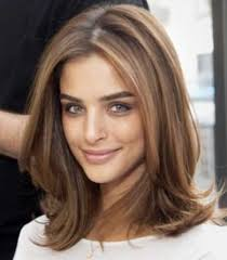 Hairstyle For Medium Hair Length the 25 best shoulder length hairstyles ideas 6020 by stevesalt.us