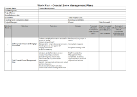 Professional Schedule Template Professional Work Plan Templates At Allbusinesstemplates Com