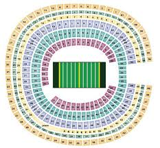San Diego Chargers Seating Chart Chargersseatingchart