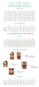 Dolfin Swimwear Size Chart 46 Specific Speedo Endurance Size Chart