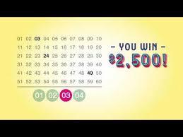 Hoosier Lottery Cash4life