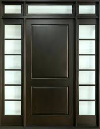 image of modern single front door designs sidelite rogenilan modern single main door design front
