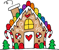 cute gingerbread house clipart. Cute Gingerbread House Clipart To