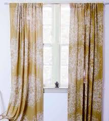 Printed Curtains Living Room Forest Tree Block Print Curtain Home Decor Lighting Ichcha