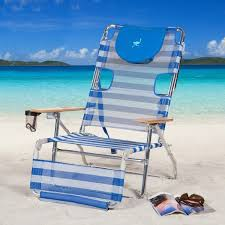 Amazon.com : Ostrich 3-in-1 Chair, Striped : Lawn Chairs : Garden ...
