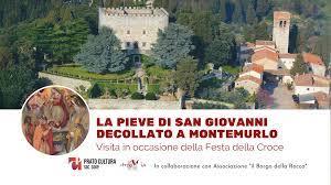 Visita: la pieve di San Giovanni decollato a Montemurlo
